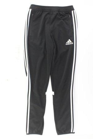 Adidas Hose Größe XS schwarz aus Polyester