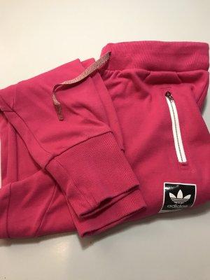 Adidas Hose Jogger pink s 36