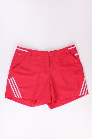 Adidas Hose rot Größe S