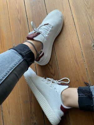Adidas Slip-on Sneakers white-bordeaux