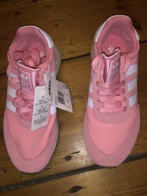 Adidas Wysokie trampki różowy