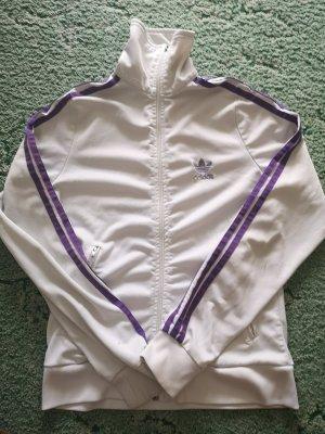 Adidas Chaqueta deportiva blanco