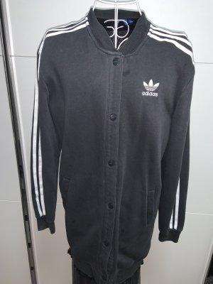 Adidas Lang jack zwart-wit
