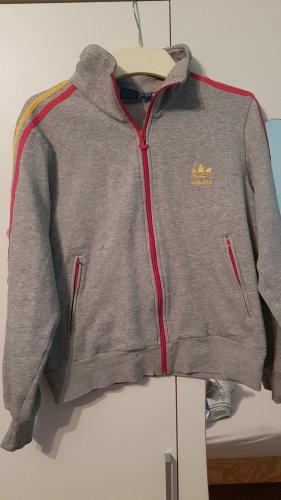 Adidas Giacca sport grigio