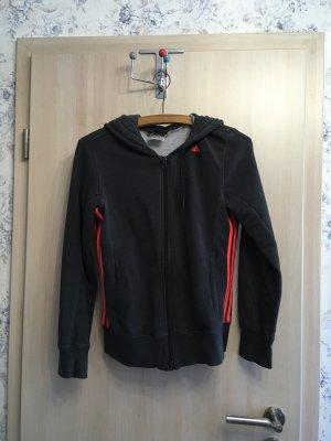 Adidas Sports Jacket pink-dark grey