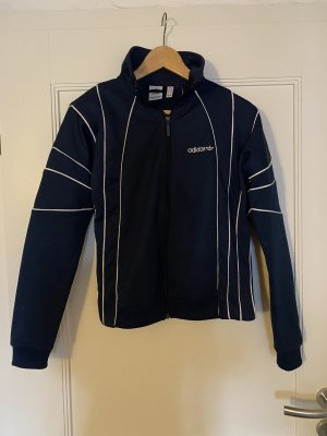 Adidas Veste de sport bleu