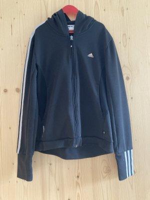 Adidas Kurtka outdoor czarny-biały