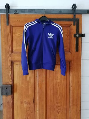 Adidas Originals Giacca sport viola scuro