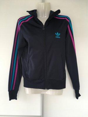 Adidas Originals Sportjack donkerblauw
