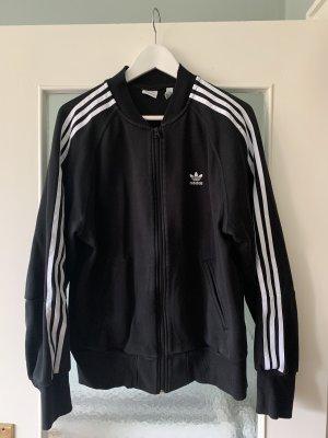 Adidas Bomber Jacket black-white