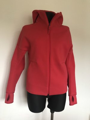Adidas Sports Jacket red-bright red