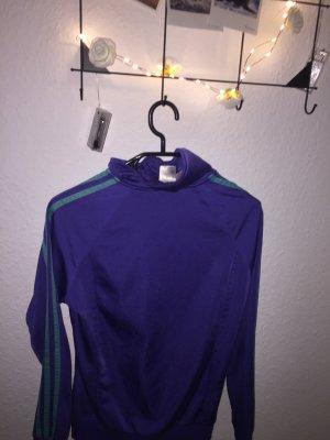 Adidas Sports Jacket lilac-turquoise