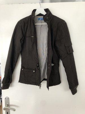 Adidas Sports Jacket dark brown