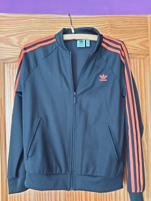 Adidas Sports Jacket black-orange