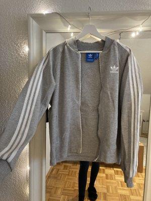 Adidas Blouson universitaire gris clair-gris
