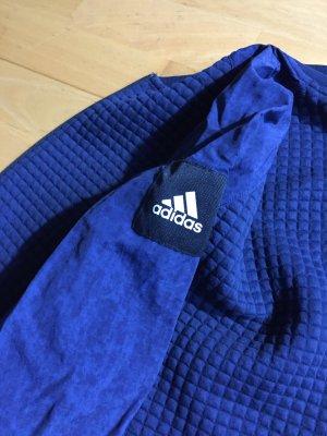 Adidas Jacke Damen S 36 blau Freizeit