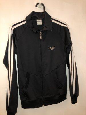 Adidas Kurtka sportowa czarny-biały