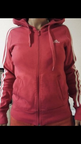 Adidas Sports Jacket white-pink