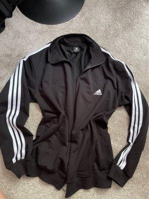Adidas Marynarka koszulowa czarny-biały