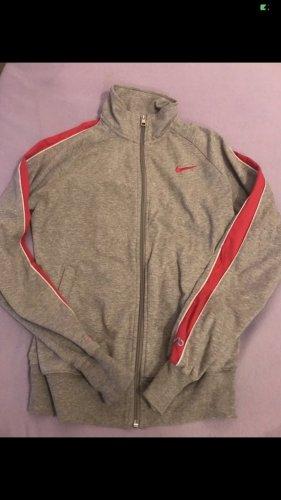 Adidas Jacke Gr M pink grau