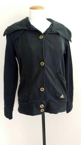 Adidas Veste chemise noir coton