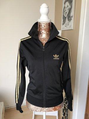 Adidas Jacke mit großen Rücklogo Gr. 38