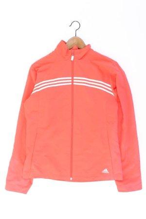 Adidas Jacke orange Größe 34/36