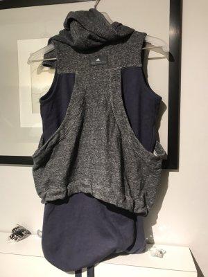 Adidas by Stella McCartney Kurtka sportowa szary niebieski