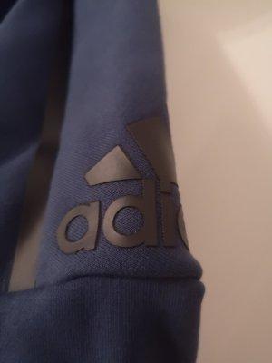Adidas Giacca sport blu scuro