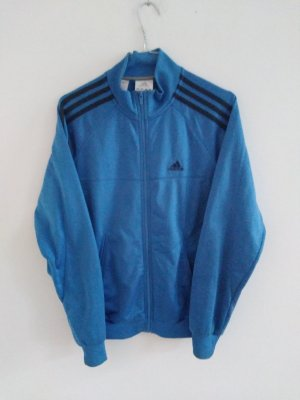 Adidas Sports Jacket blue-neon blue