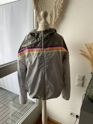 Adidas Fleece Jackets light grey