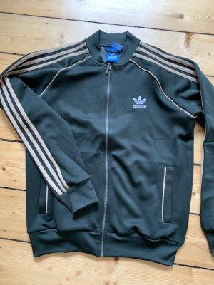 Adidas Bluzon czarno-brązowy-beżowy