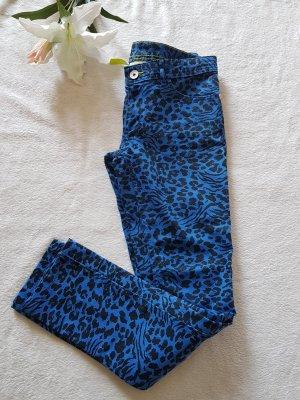 Adidas NEO Tube Jeans black-blue