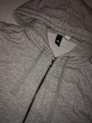 Adidas Tailleur pantalone nero-grigio
