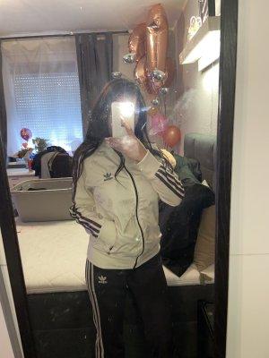 Adidas Traje tipo frac blanco-gris claro