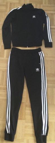 Adidas Originals Sportbroek zwart-wit