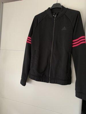 Adidas Chándal negro-rosa