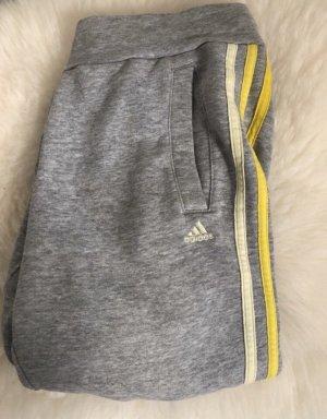 Adidas Pantalon 3/4 gris