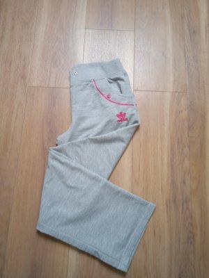 Adidas Spodnie sportowe jasnoszary