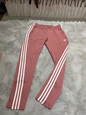Adidas Spodnie sportowe różowy