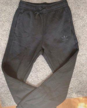 Adidas Pantalone fitness nero
