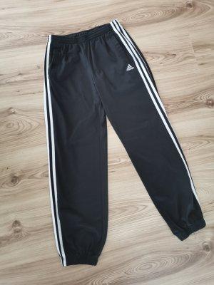 Adidas Originals Spodnie dresowe biały-czarny
