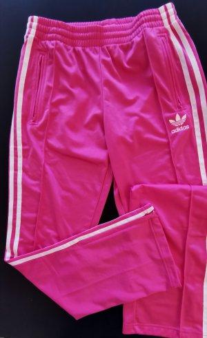 Adidas Trackies neon pink