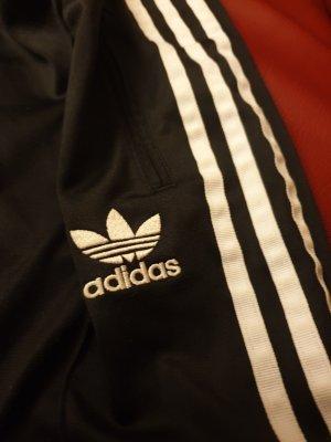 Adidas Originals Pantalon de sport blanc-noir