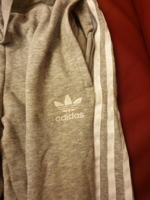 Adidas Originals Pantalon de sport blanc-gris clair