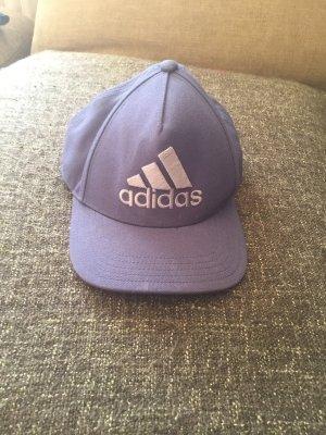 Adidas Cappello a bombetta blu scuro-grigio