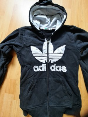 Adidas Originals Veste à capuche noir