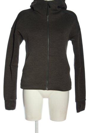 Adidas Kapuzensweatshirt braun Casual-Look
