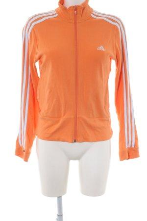 Adidas Kapuzensweatshirt hellorange Casual-Look