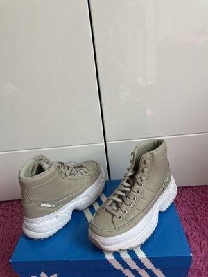 Adidas Cothurne gris vert-kaki